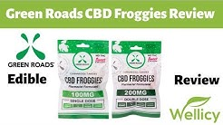 Green Roads CBD Froggies Review | CBD Edibles with Broad Spectrum CBD