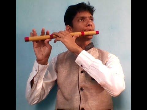 Tera Hone Laga hoon + surprise tone flute cover by Madhav Kumar Mishra