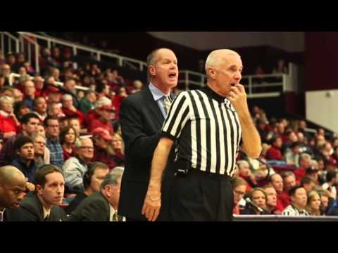 MBB Heach Coach Tad Boyle Mic'd Up at Stanford