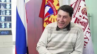 Николай Толстиков вспоминает Анатолия Тарасова.