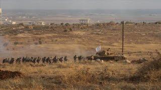 شاهد... الفصائل على أبواب بلدة قمحانة شمال حماة... وإيران تعترف بمقتل ضابط بالحرس الثوري بدمشق