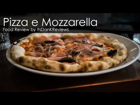 Food Review: Pizza E Mozzarella Adelaide By ItsDanKReviews