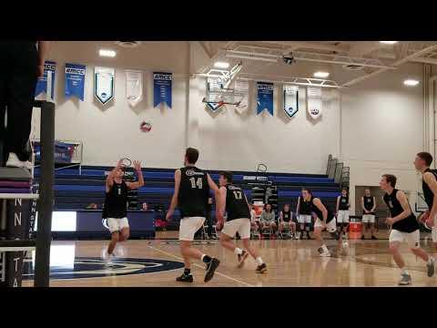 Geneva Volleyball vs Keuka College G1/4