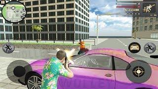 Miami Crime Simulator - Android Gameplay HD - Mini GTA Simulator Games For Kids