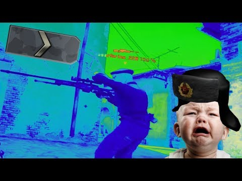 CS:GO Silver MM With 12 & 13 Year Old Russian Kids