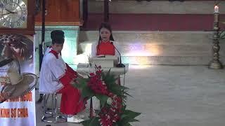 Thánh Lễ - Kính Lòng Thương Xót Chúa (giáo xứ tiên lục)