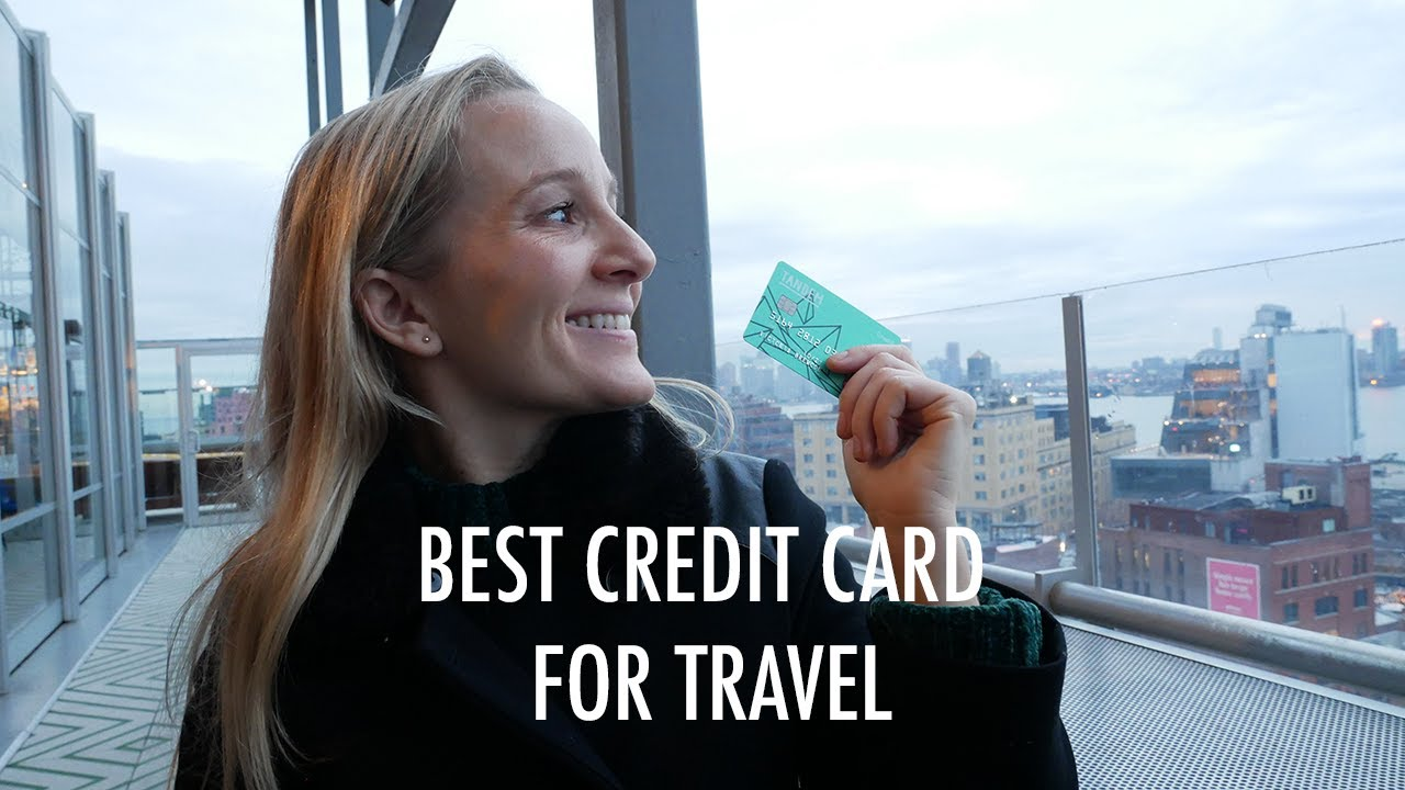 BEST CREDIT CARD FOR TRAVEL // TANDEM CREDIT CARD REVIEW