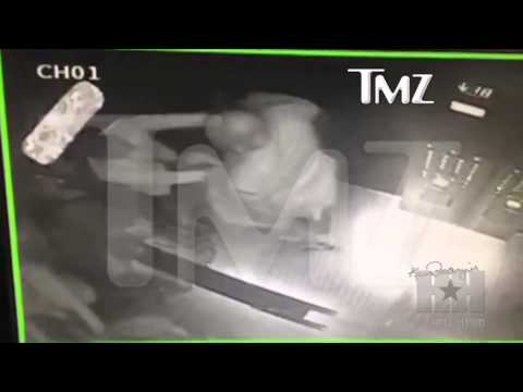 Caught On Tape: Solange Physically Attacks Jay Z, Beyonce Stands and Watches - HipHollywood.com