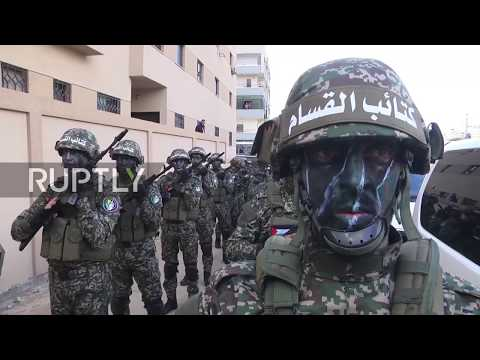 State of Palestine: Hamas celebrates 30th anniversary with massive rally in Gaza