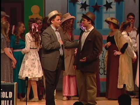 The Music Man-Western Hills High School, Frankfort, KY.