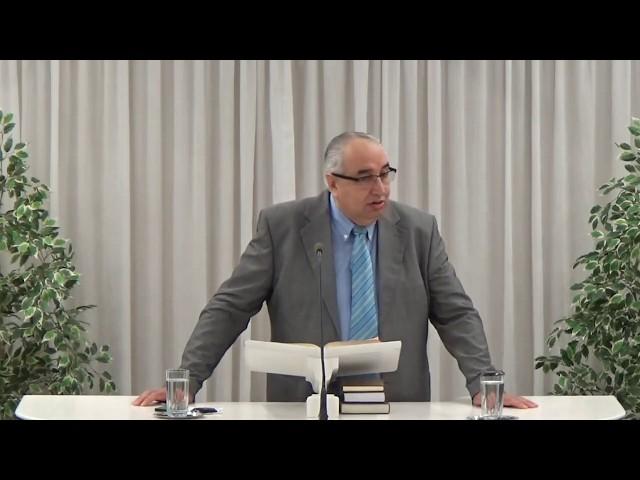 Βασίλης Αλβανός 17-12-2018 | Ιερεμίας ιη' 1-10