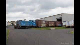 East Penn Railroad: Blue Returns to the Bustleton Branch