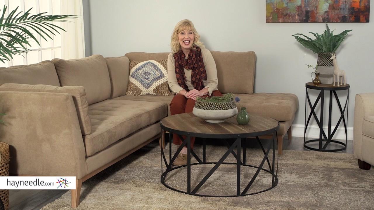 100 hayneedle coffee table hammary baja rectangular storage