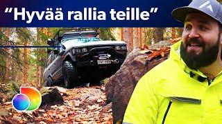 Latela 6.0 | Kisa-autot tositestissä: Latelan seniorit vs juniorit | discovery+ Suomi