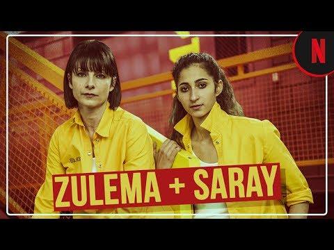 Vis A Vis | Las mejores escenas de Zulema y Saray en la cuarta temporada