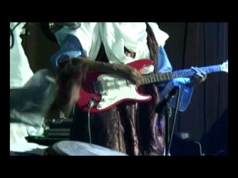 Tidawt, Tuareg Band from Niger with Tim Ries