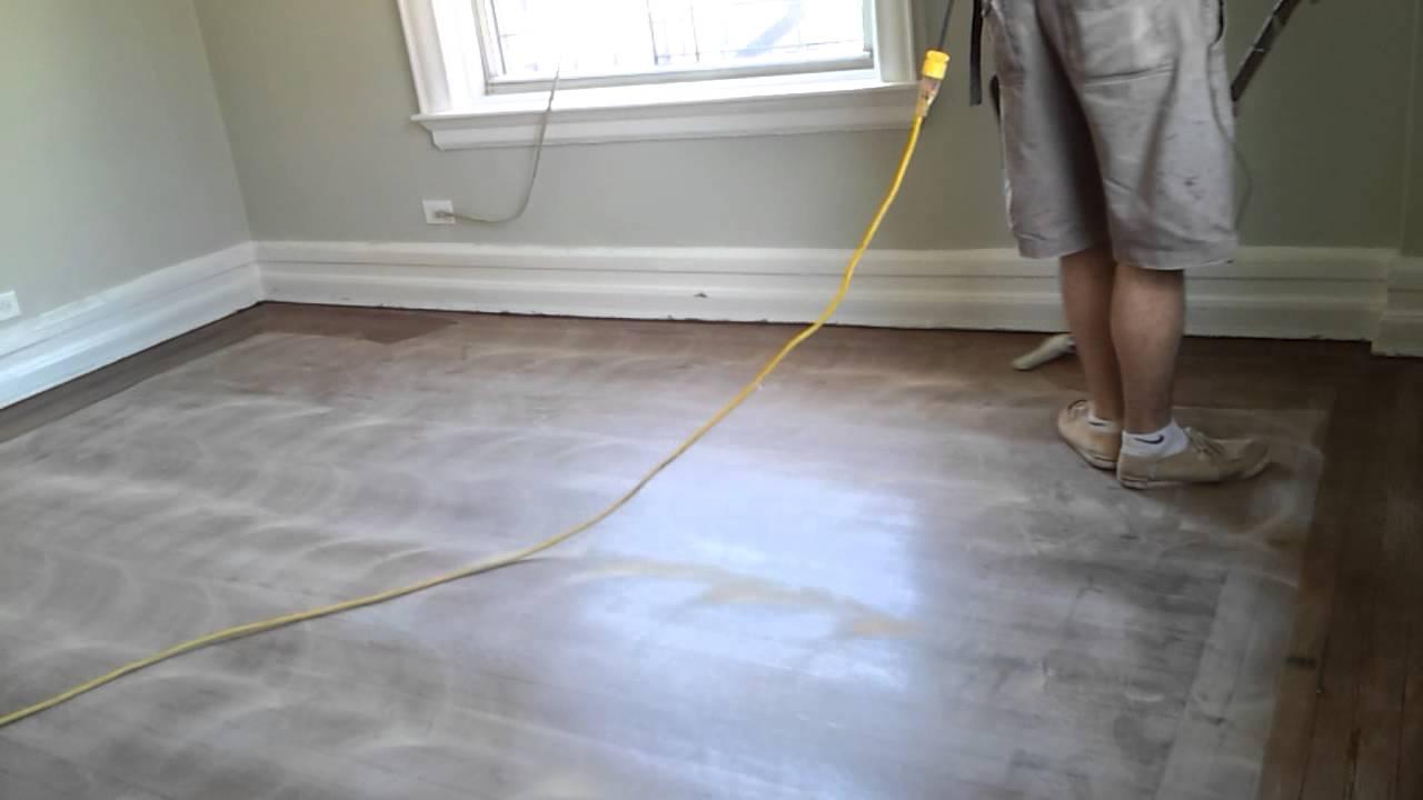 Hardwood Floor Buffing buffing hardwood floor youtube Hardwood Flooring Buffing