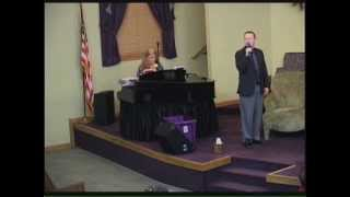 Blessed Be The Name - James Byrd w/Renee of Immanuel Baptist Church