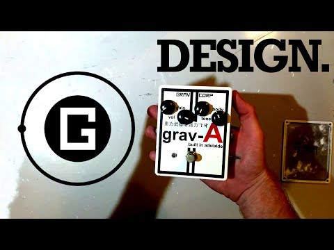 Design & Production Engineering of the Grav-A Distortion Pedal