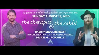 The Therapist and the Rabbi