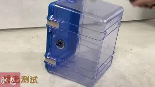 카메라 제습함 보관함 습기제거 이동식 스납 렌즈장비