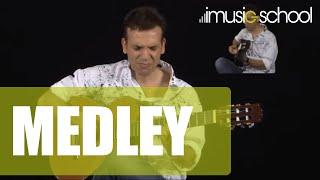 Medley Guitare Michael Jackson par Jean Felix Lalanne