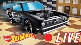 🔴 LIVE! Hot Wheels Stop Motion Marathon   Hot Wheels