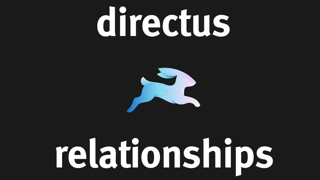 Repeat Relationships in Directus by howCode - You2Repeat