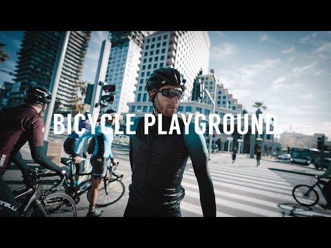 CYCLING MADNESS IN TEL AVIV!