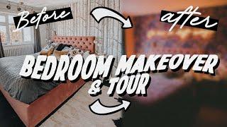 Bedroom makeover Tour