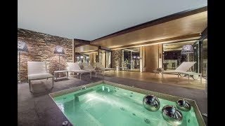 Chalet Overview - Courchevel
