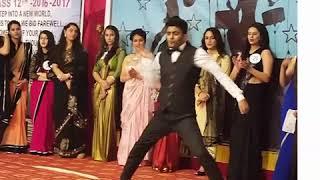 DPS JAMMU MR TALENT 2017 DANCE (NISCHAY MITTAL)
