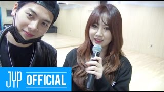 [Real Jimin] episode 2. with Jackson