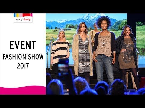 FASHION SHOW 2017 | Ernsting's family | EVENT