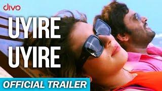 Uyire Uyire - Official Trailer | Hansika, Siddhu | A.R. Rajasekar | Anup Rubens