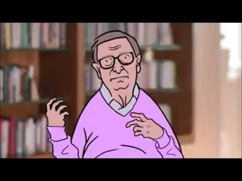 Bill Gates spricht die Wahrheit - deutsche Synchronisation
