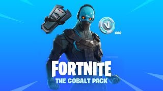 FORTNITE NEW STARTER PACKAGE 5 PLAYSTATION COBALT SKIN 4,99€ | Fortnite Battle Royale