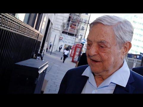 """Soros e la Brexit: """"Un terremoto da cui nascerà un'Europa migliore"""" - economy"""