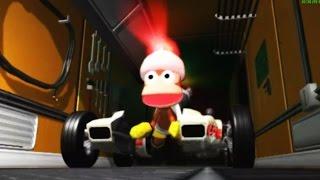 Top 10 PSP Cartoony Racing Games (2016)