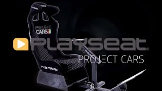 New release: Playseat® Project CARS!
