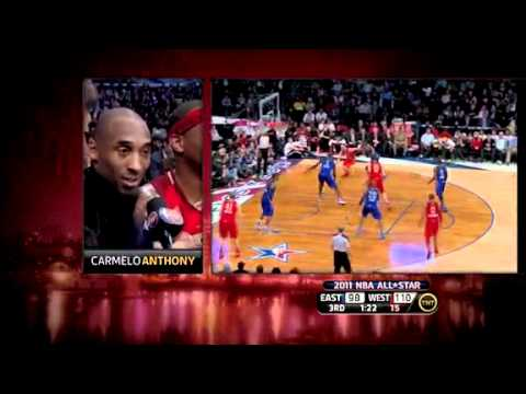 2011 NBA All-Star Game: Melo