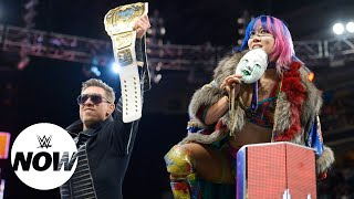 In Week 2 of WWE Mixed Match Challenge, The Miz & Asuka asserted th...
