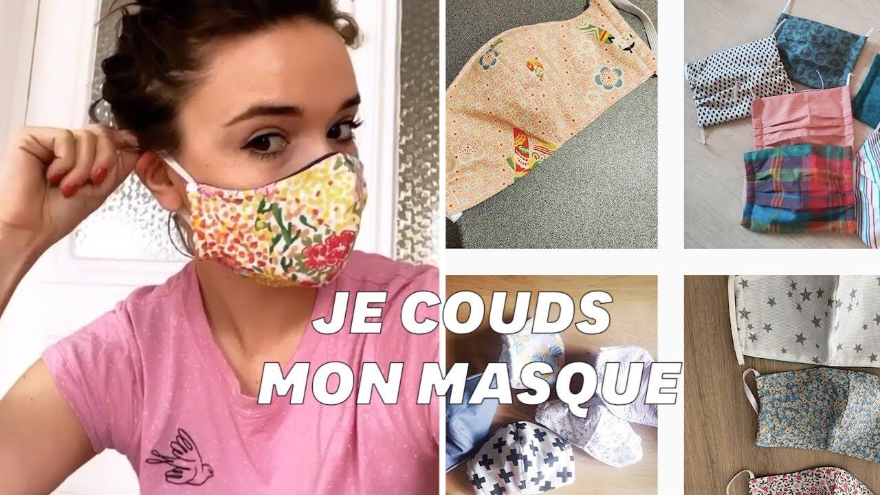masque tissu coronavirus