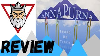 Annapurna Leave No Trace Behind - Review