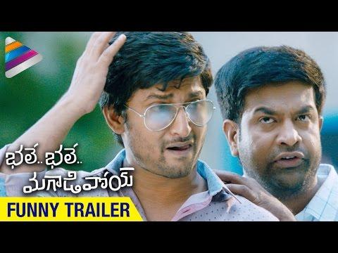 Bhale Bhale Magadivoi Funny Trailer | Nani | Lavanya Tripathi | Vennela Kishore | Telugu Filmnagar