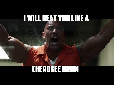 I Will Beat You Like A Cherokee Drum