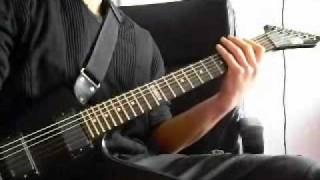 Sirenia - The Path To Decay (Guitar Cover)