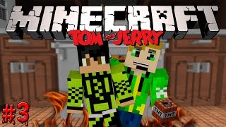 Minecraft: Том и Джерри! #3 - Шаурма из Коти
