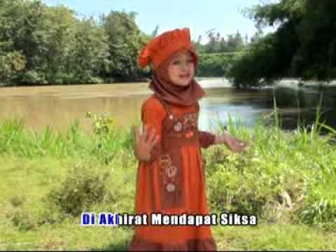 Mila Meylani  - Surga Ditelapak Kaki Ibu [Official Music Video]