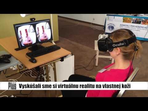 c5bddc5e1 Okuliare pre virtuálnu realitu - YouTube